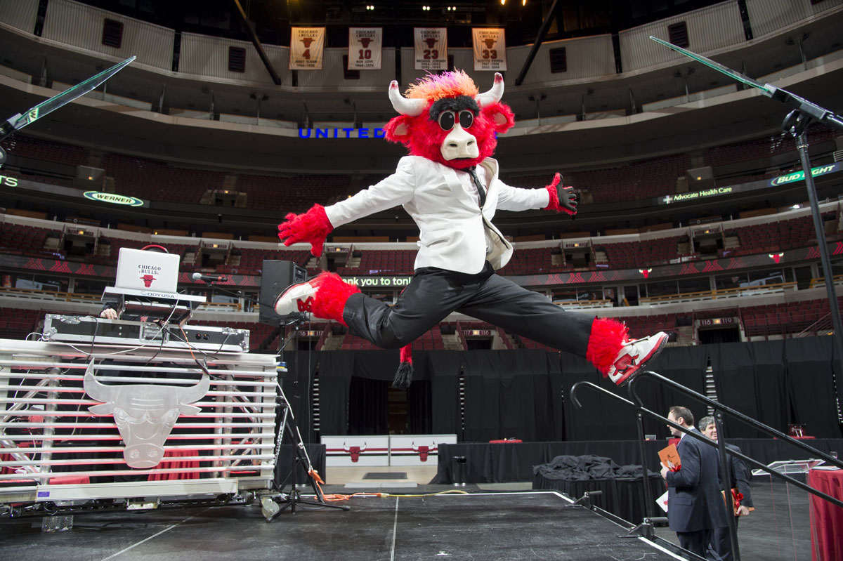 An Evening With The Chicago Bulls 2014-2015