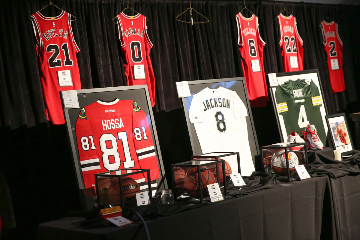An Evening With The Chicago Bulls 2016